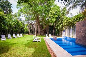 Mexique-Cancun, Hôtel Nina