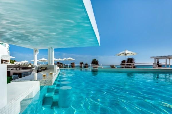 Piscine - Hôtel Oleo Cancun Playa 4*