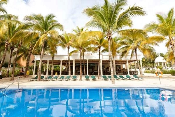 Piscine - Hôtel Riu Lupita 5*