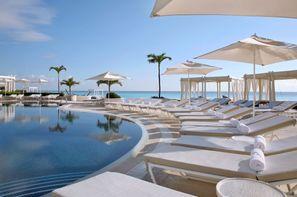 Mexique-Cancun, Hôtel Sandos Cancun Lifestyle Resort