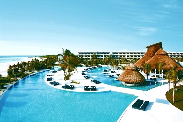 Piscine - Hôtel Secrets Maroma Beach Riviera Cancun 5* Luxe