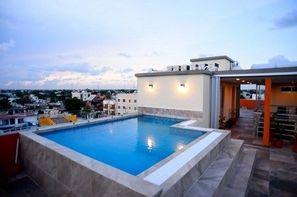 Mexique - Cancun, Hôtel Sunrise 42 Suites
