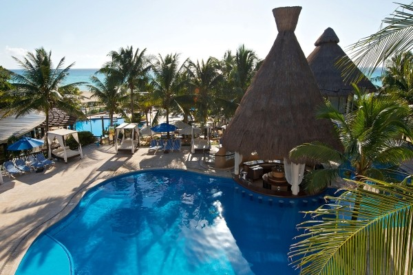 Piscine - The Reef Playacar All Inclusive 4*