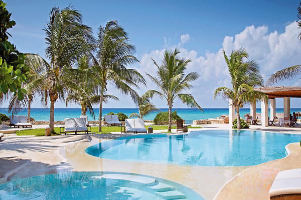 Piscine - Viceroy Riviera Maya