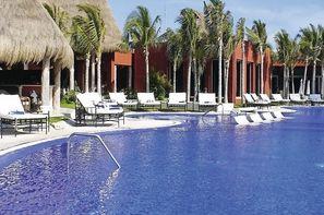Mexique-Cancun, Hôtel Zoetry Paraiso De La Bonita Riviera Maya