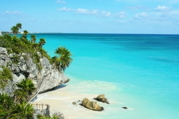 Plage - Hôtel Gran Bahia Principe Tulum 5*