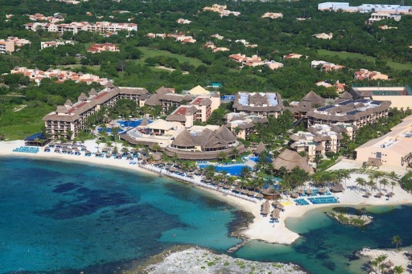 Vue panoramique - Bravo Club Yucatan Beach