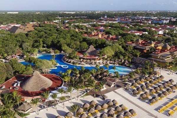 Vue panoramique - Hôtel Iberostar Quetzal 5*