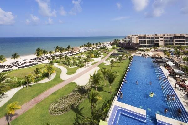 Vue panoramique - Hôtel Royalton Riviera Cancun Resort & Spa 4*
