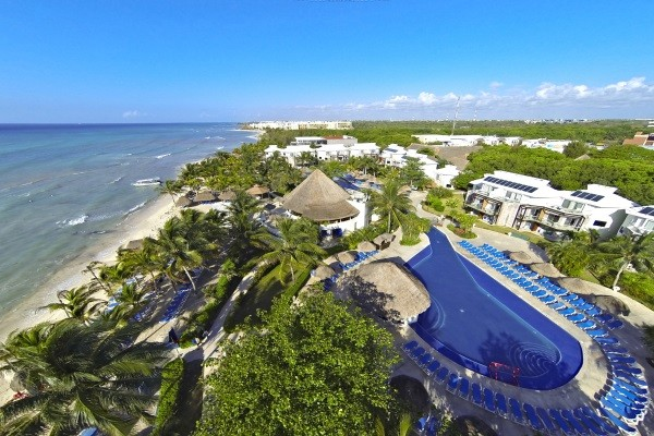 vue panoramique - Sandos Caracol Eco Resort