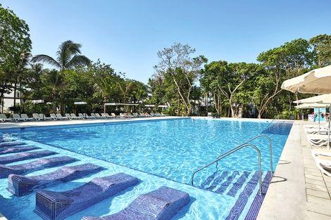Hôtel Riu Tequila 5* - PLAYA DEL CARMEN - MEXIQUE