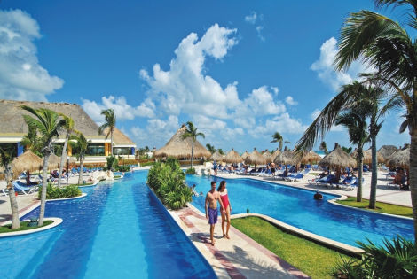 Hôtel Gran Bahia Principe Akumal 5* - PLAYA DEL CARMEN - MEXIQUE