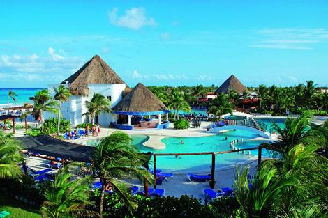 Hôtel Lookéa Playa Maroma 4* - PLAYA DEL CARMEN - MEXIQUE
