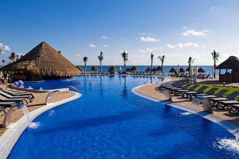Hôtel Ocean turquesa by H10 hotels  5* - PLAYA DEL CARMEN - MEXIQUE