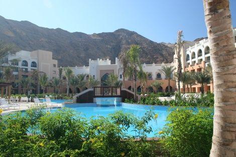 Hôtel Shangri-la Al Waha 5* - MASCATE - OMAN