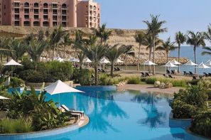 Oman-Muscate, Hôtel Shangri-La's Barr Al Jissah Resort & Spa
