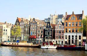 Pays Bas-Amsterdam,Hôtel Nova 3*