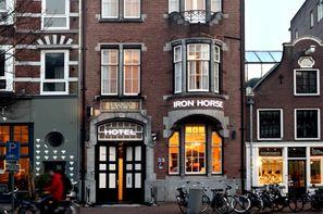 Pays Bas - Amsterdam, Hôtel Iron Horse