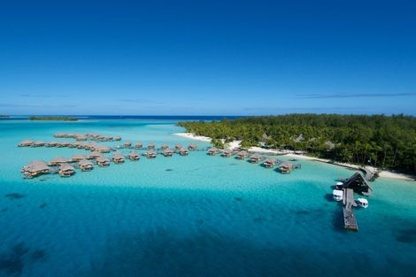 Hôtel Bora Bora Pearl Beach Resort & Spa 5*