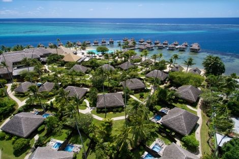 Hôtel  Manava Beach Resort & Spa-moorea