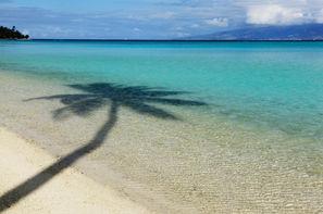 Polynesie Francaise-Papeete, Combiné hôtels Sofitel-Tahiti,Moorea,Bora-Bora