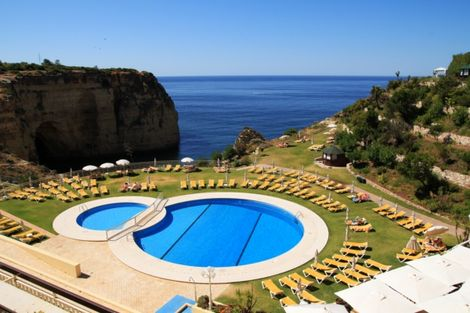 Hôtel Tivoli Carvoeiro Beach Resort & Golf 4* - FARO - PORTUGAL