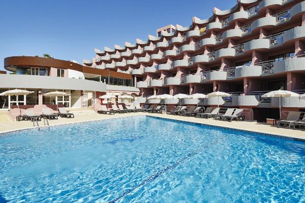 Piscine - Hôtel Luna Clube Oceano 4*
