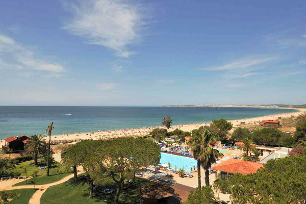 H tel pestana dom joao ii beach alvor portugal partir for Chaine hotel pas cher portugal