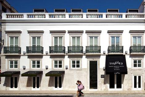Hôtel Inspira Santa Marta 4* - LISBONNE - PORTUGAL
