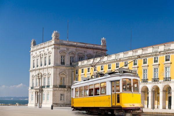 Ville - Hôtel Lisboa 4*