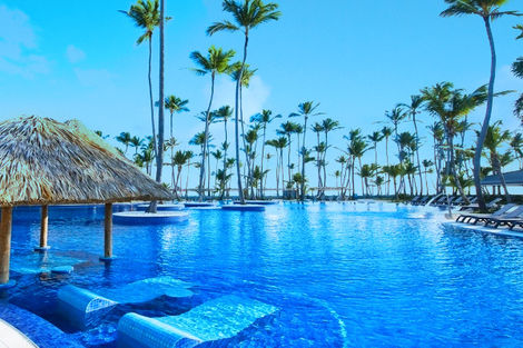 Hôtel Barcelo Bavaro Beach 5* - BAVARO - RÉPUBLIQUE DOMINICAINE