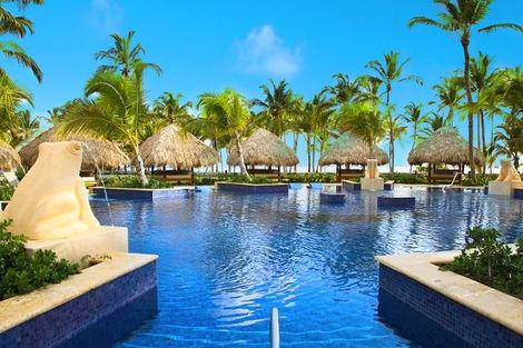 Hôtel Barcelo Bavaro Palace Deluxe 5* - PUNTA CANA - RÉPUBLIQUE DOMINICAINE