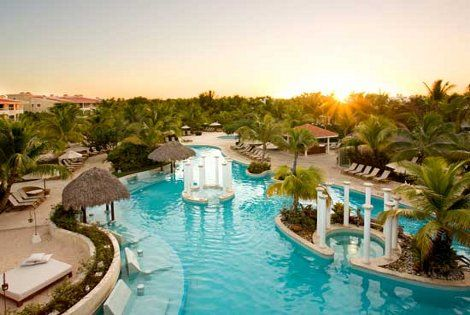 Hôtel Melia Caribe Tropical 5* - BAVARO - RÉPUBLIQUE DOMINICAINE