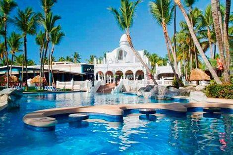 Hôtel Riu Bambu 5* - BAVARO - RÉPUBLIQUE DOMINICAINE