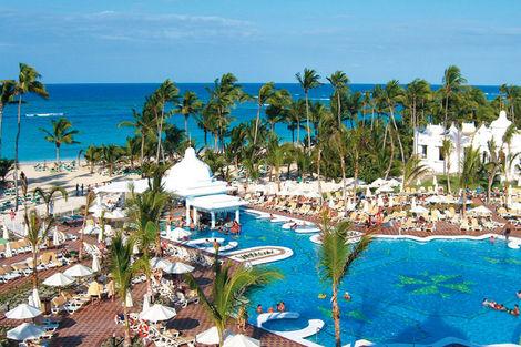 Hôtel Riu Palace Punta Cana 5* - BAVARO - RÉPUBLIQUE DOMINICAINE