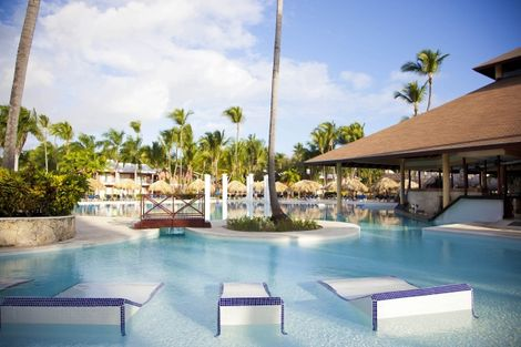 Hôtel Grand Palladium Palace Resort Spa & Casino 5* - PUNTA CANA - RÉPUBLIQUE DOMINICAINE