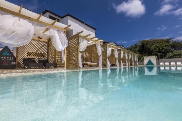 Piscine - Hôtel Ahnvee Resort & Sports 4*