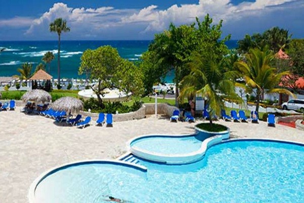 Piscine - Hôtel Lifestyle Tropical Beach Resort & Spa 4* sup