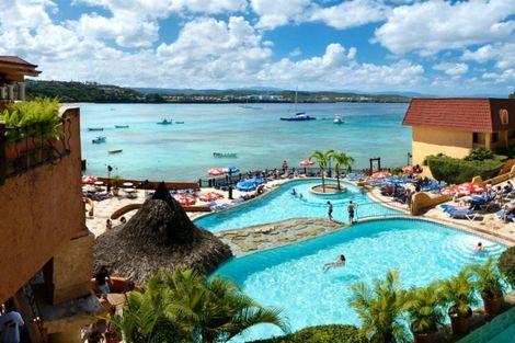 Hôtel Topacio Azul 3* sup - PUERTO PLATA - RÉPUBLIQUE DOMINICAINE