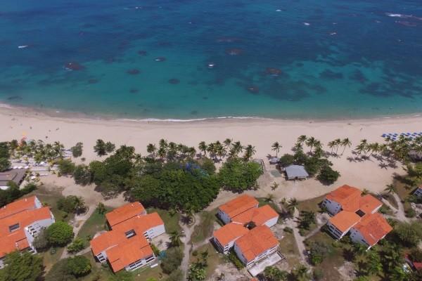 Vue panoramique - Hôtel Emotions Playa Dorada by Hodelpa 4*