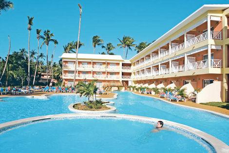 Hôtel Club Jumbo Vista Sol Punta Cana 4* - PUNTA CANA - RÉPUBLIQUE DOMINICAINE