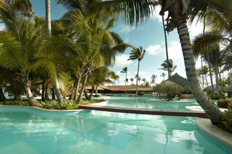 Hôtel Grand Palladium Punta Cana Resort & Spa  5* - PUNTA CANA - RÉPUBLIQUE DOMINICAINE