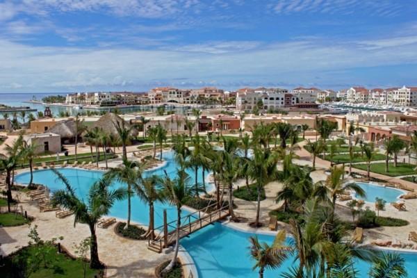 Vue panoramique - Hôtel Alsol Luxury Village Cap Cana 4*