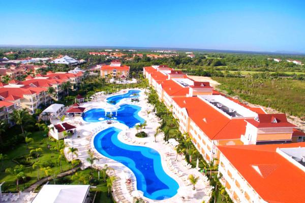 Vue panoramique - Hôtel Luxury Bahia Principe Ambar Green Don Pablo Collection 5*