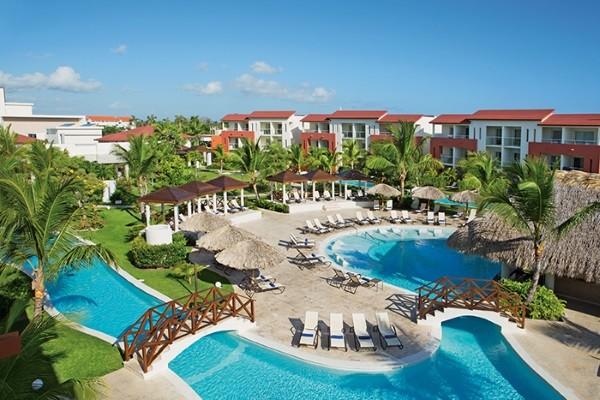 Vue panoramique - Now Garden Punta Cana