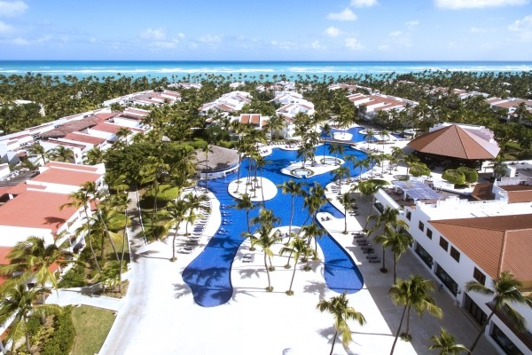 Vue panoramique - Hôtel Occidental Punta Cana 5*