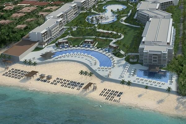 Vue panoramique - Hôtel Royalton Bavaro Resort & Spa 5*