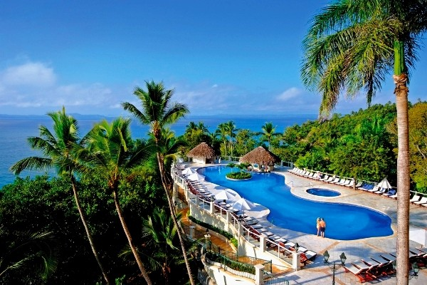 Piscine - Hôtel Grand Bahia Principe Cayacoa 5*