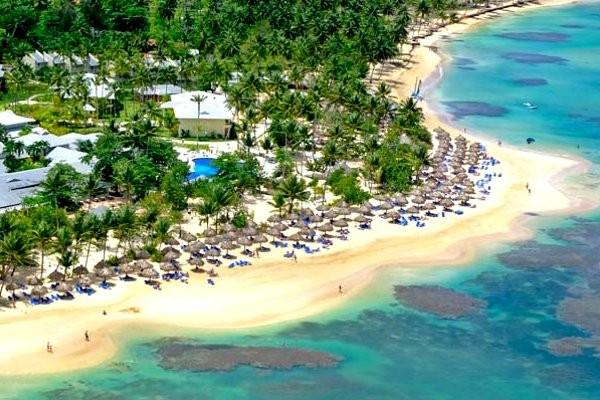 Vue panoramique - Hôtel Grand Bahia Principe El Portillo 5*