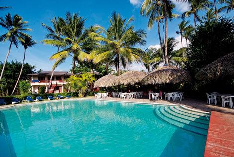 Hôtel Aligio Beach 3* - SAMANA - RÉPUBLIQUE DOMINICAINE